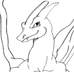 First Charizard Attempt