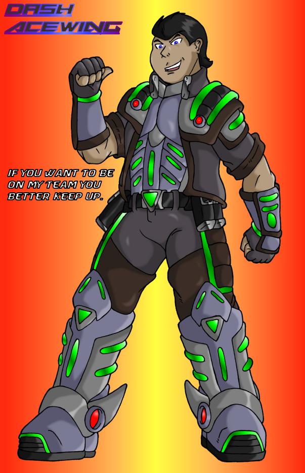 portalmaster Dash AceWing