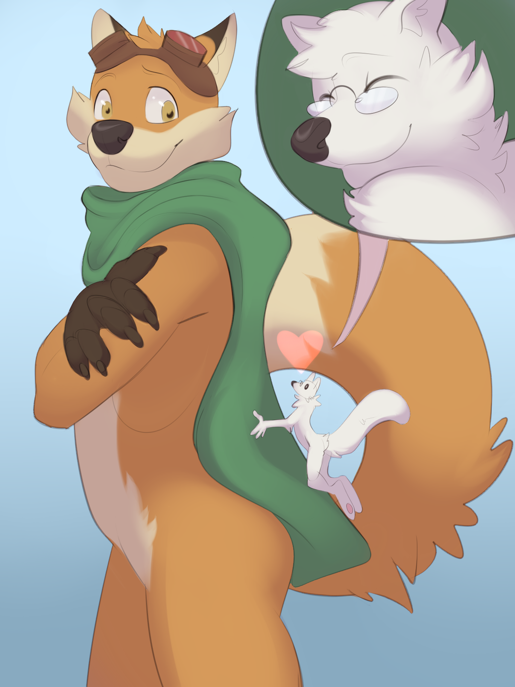 Most recent image: Makyo and Lorxus!