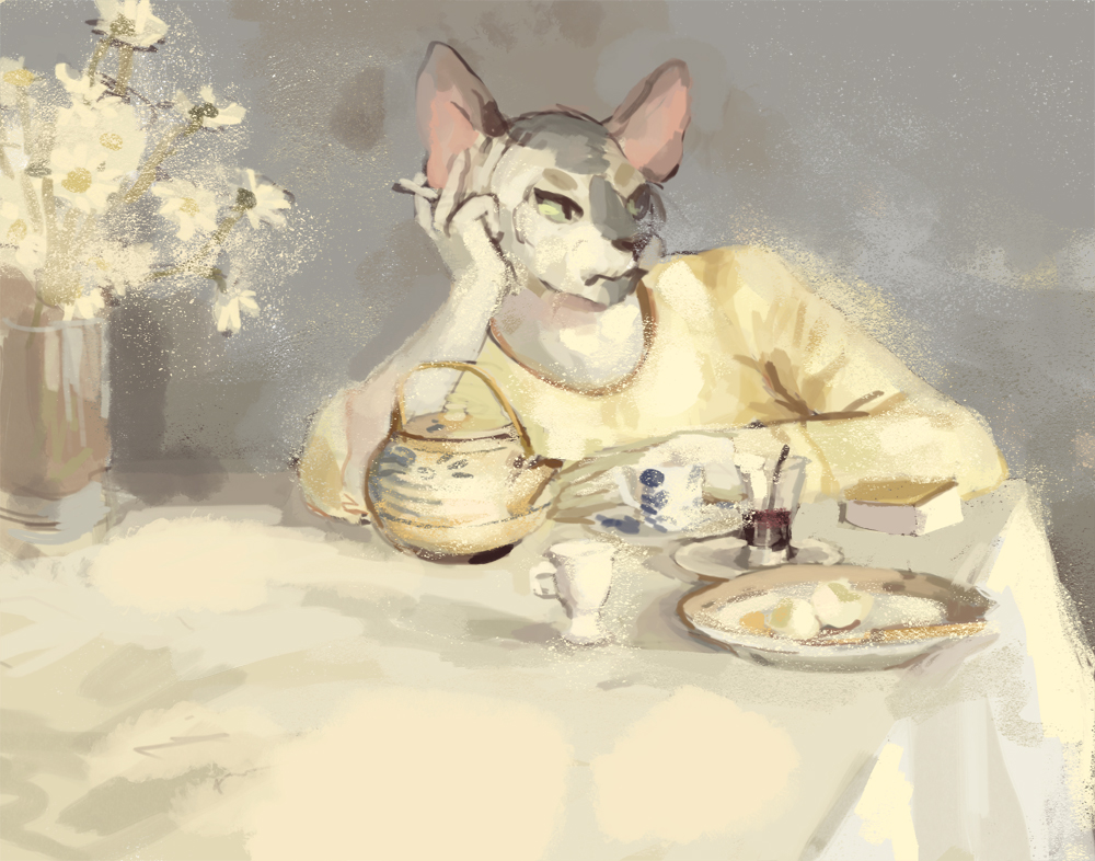 Whats the tea, Boo?