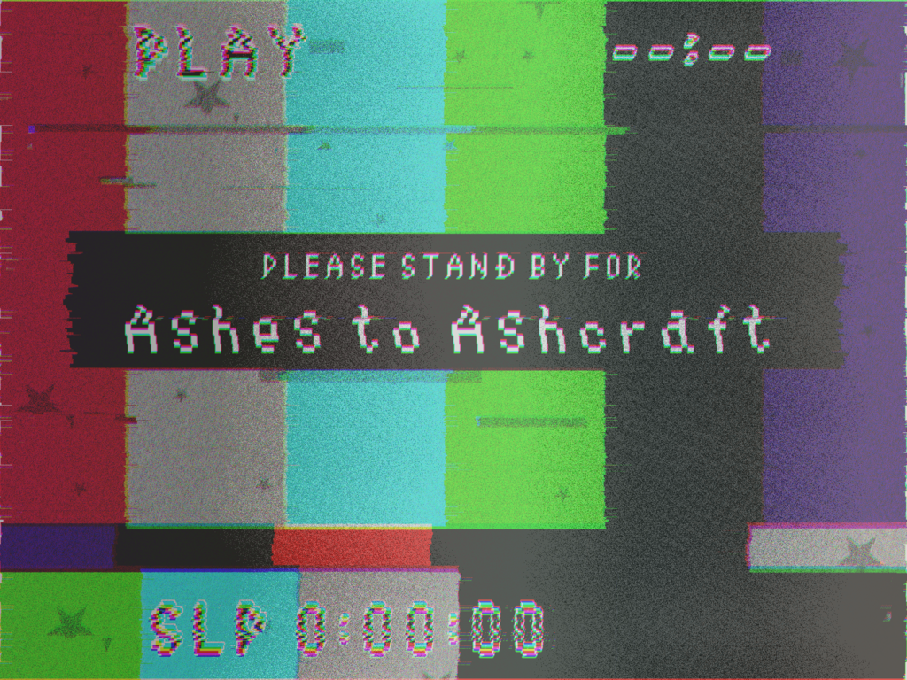 Please Stand By Banner