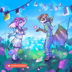 Raku and Oli
