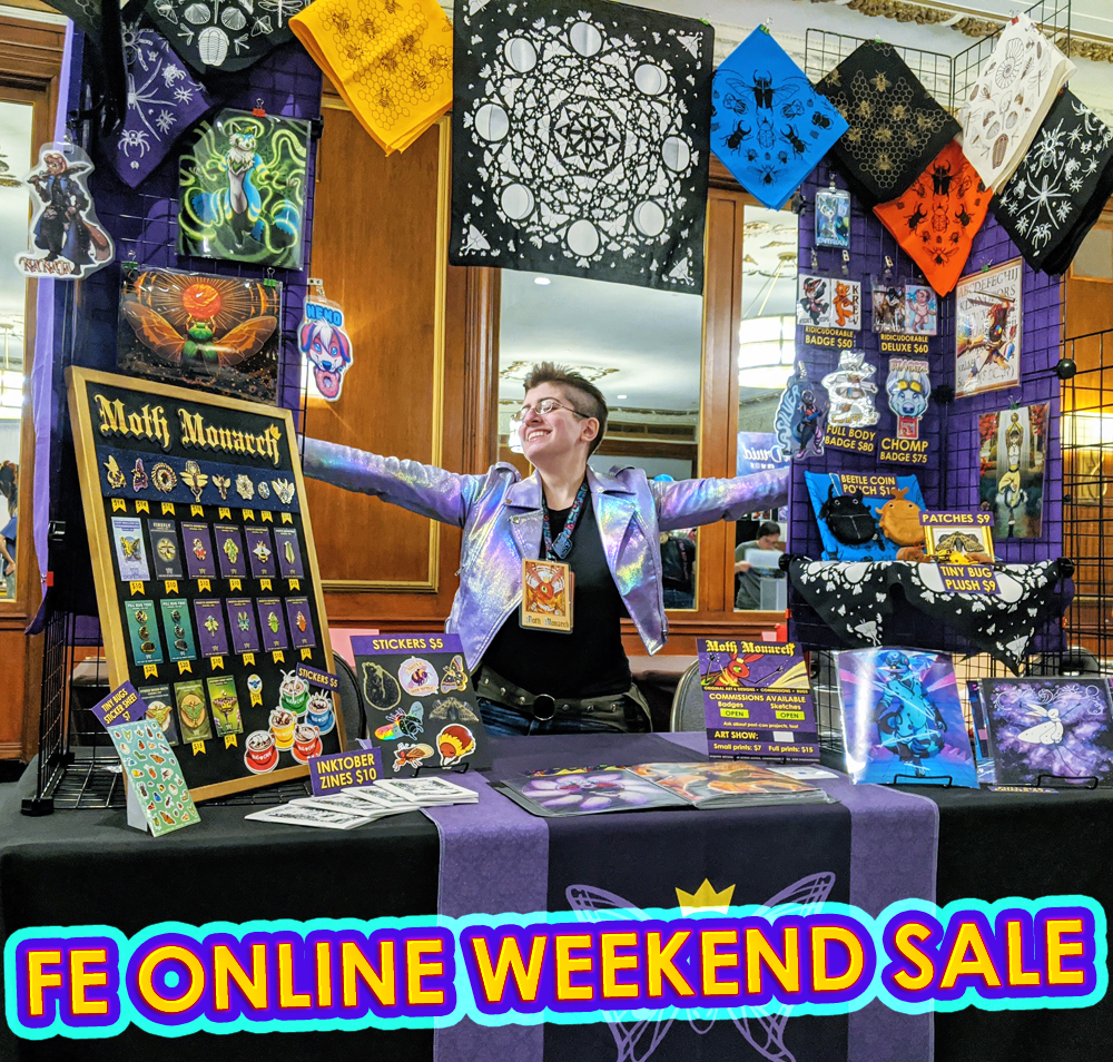 Most recent image: FE ONLINE Weekend Sale!! Details within!