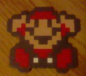 Mario Dies [Super Mario Bros. 3]
