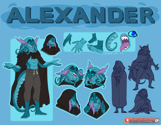 Alexander Refsheet
