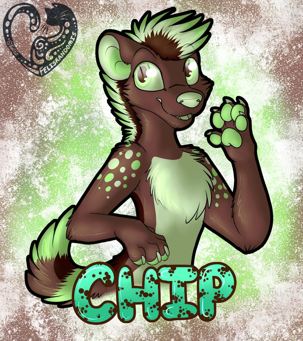 Chip Badge