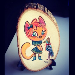 ClaraMae Cat