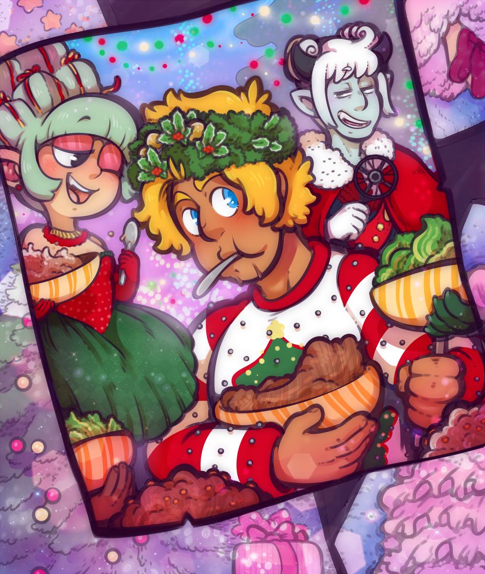 Holiday Cheermeister