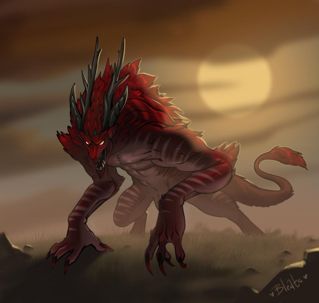 Grrhraghest - The Sanguine Beast