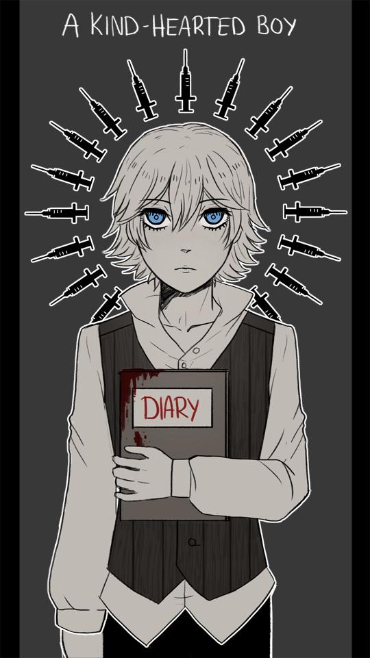 A Kind Hearted Boy