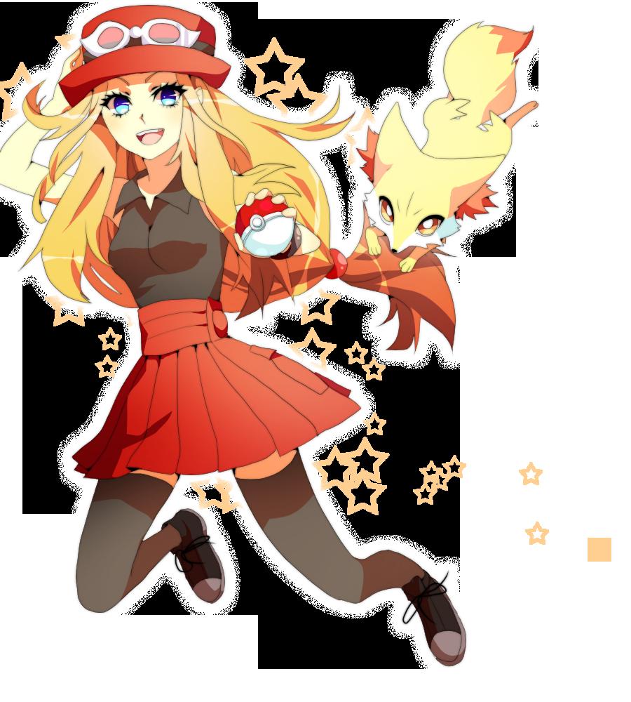 Serena Pokemon Fan Art...