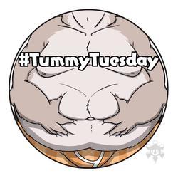 [CM - Schizofox] TummyTuesday