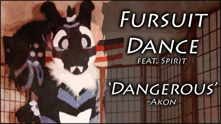 Fursuit Dance - Spirit in 'Dangerous'