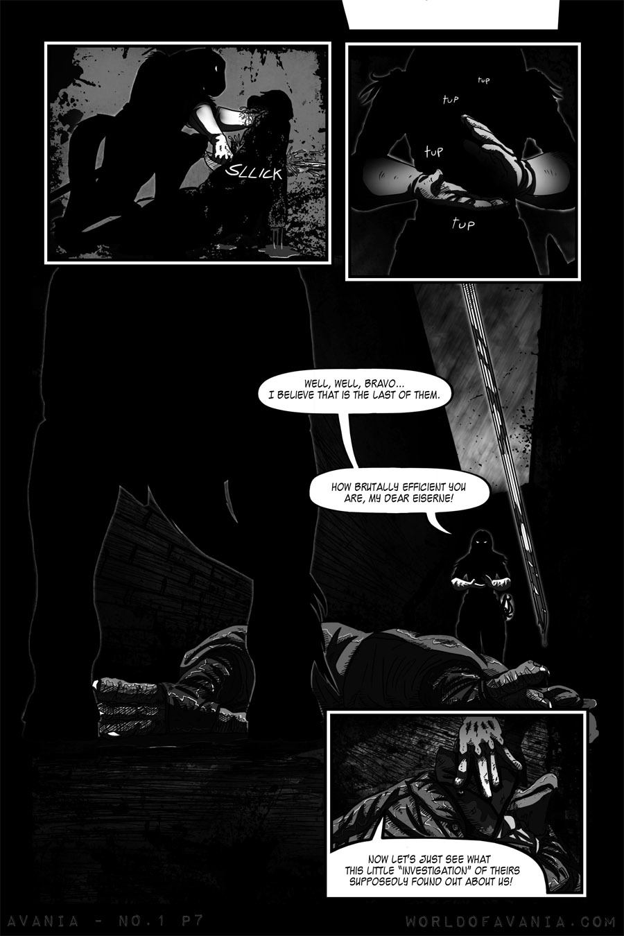 Avania Comic - Issue No.1, Page 7