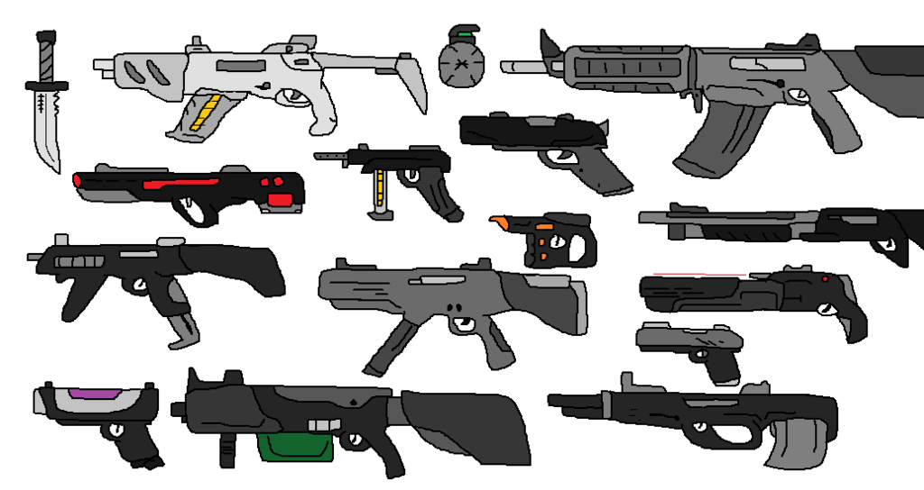 Allies Weapons Reloaded