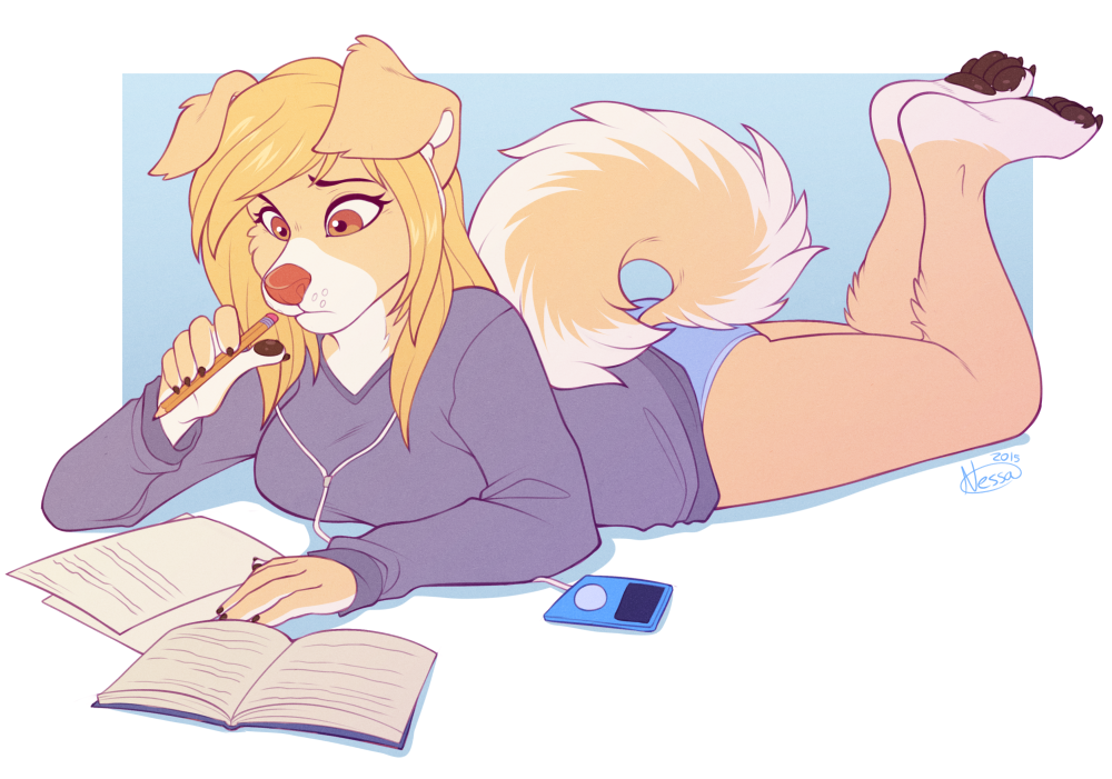 Studying - Commission