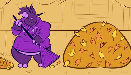 Leaf King [PATREON]