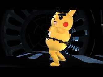 "Mascot Fursuiting: Ace Spade the Pikachu's ""UNLIMITED PIKA POWAAAH!"""