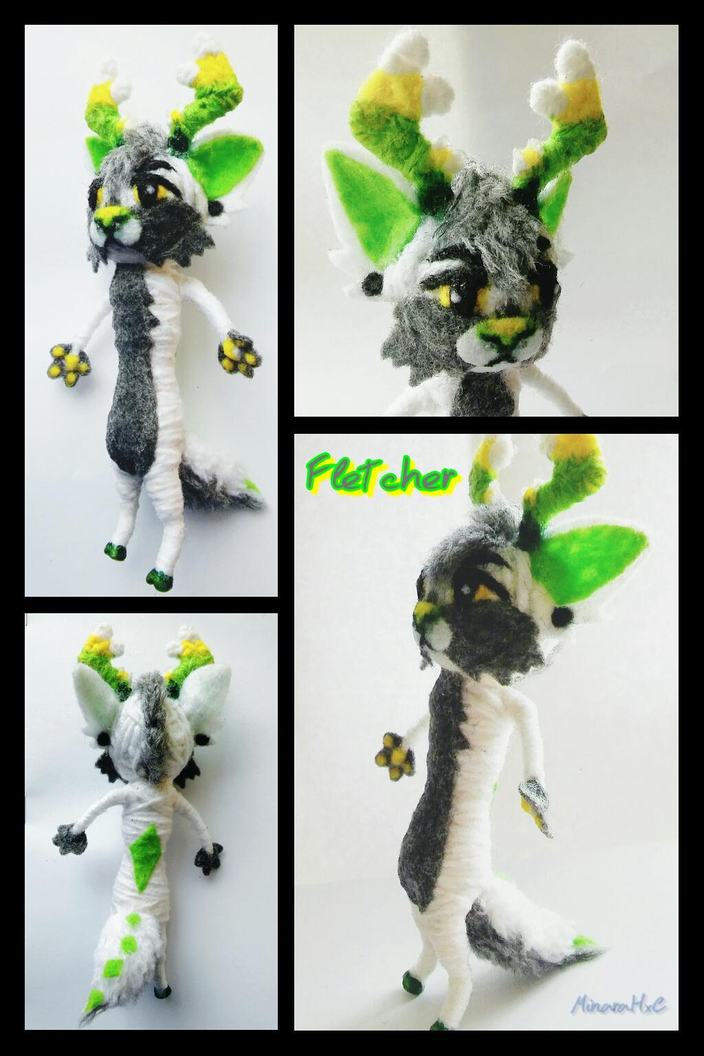 Fletcher String Doll