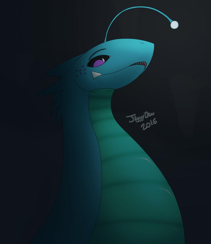 Curious Serpent