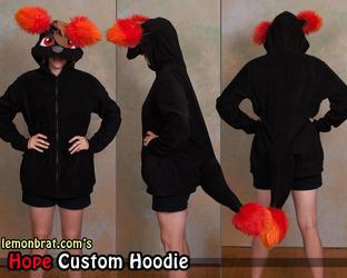 Hope Custom Hoodie!
