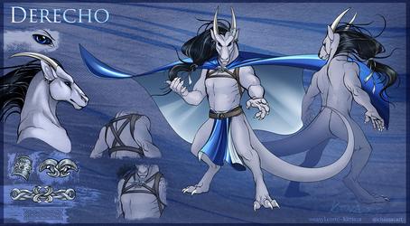 Derecho Dragon - Character Sheet