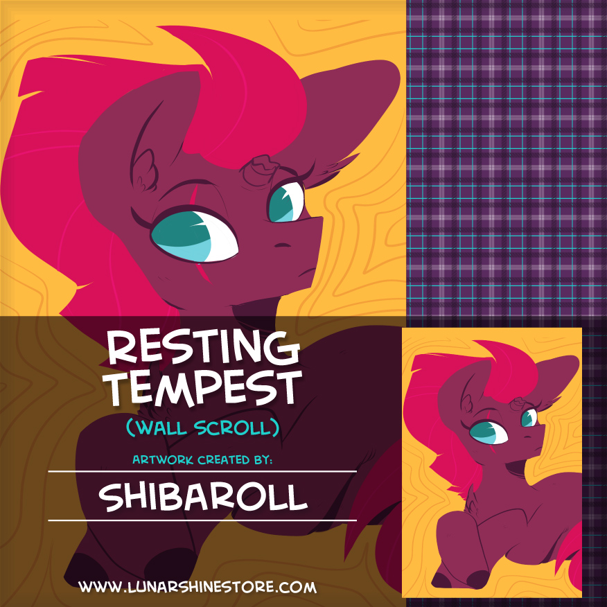 Resting Tempest by Shibaroll