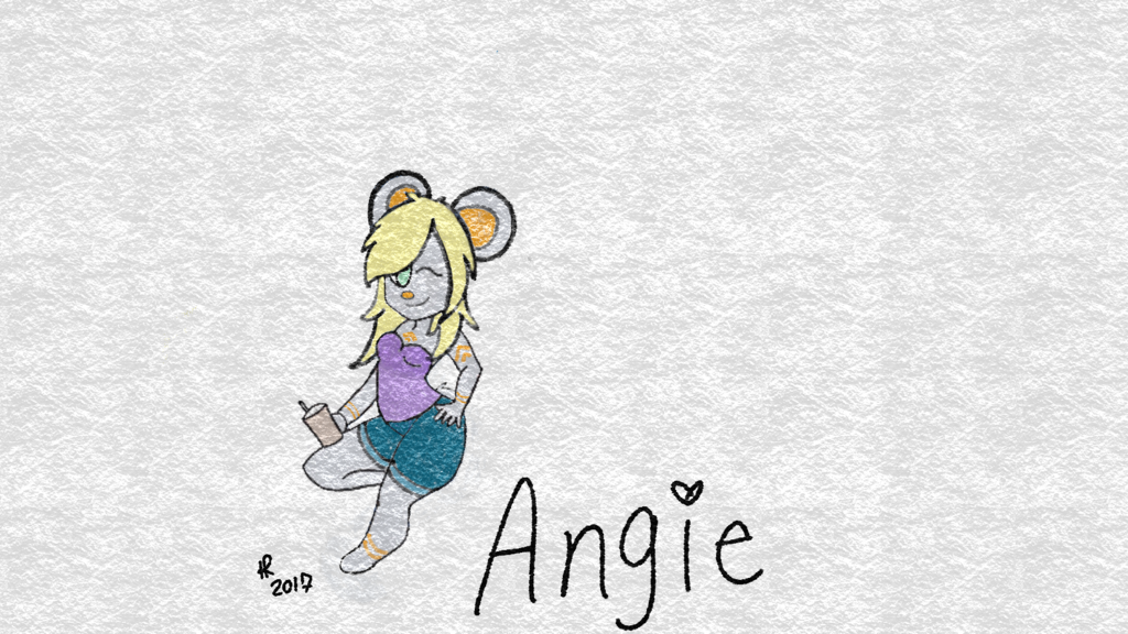 Angie Badge