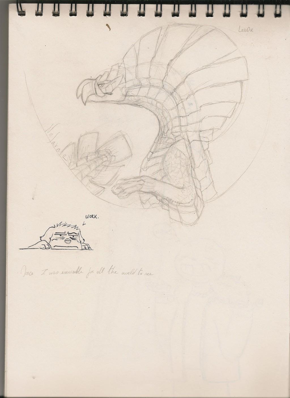 Najarala - Sketch