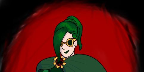 Madame Hydra/Viper Steamunk