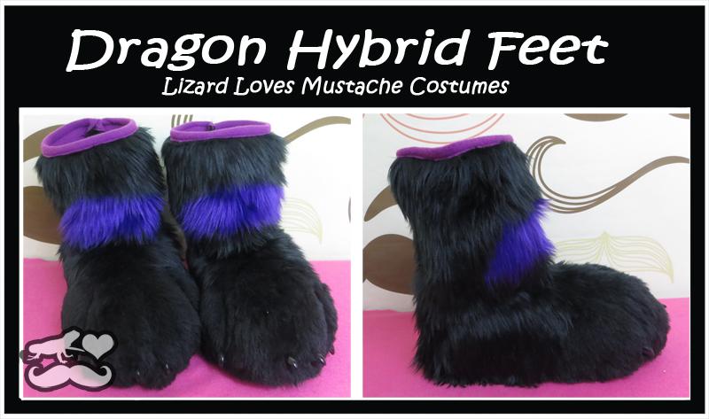 Dragon Hybrid-Feet