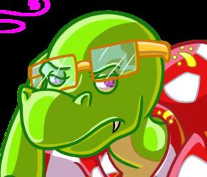 Salty Salamander