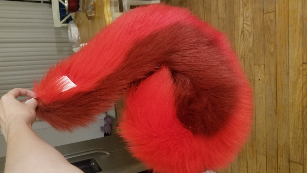 Flare's Tail, Finished! 2/5