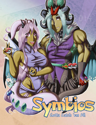 Symbios meets Pokemon