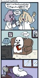 Paranormal Slacktivity