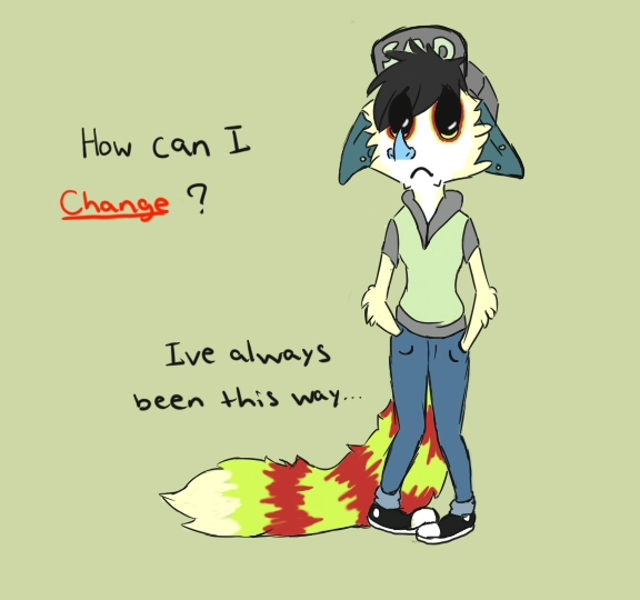 How Can I Change?