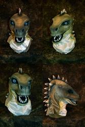 Maksio - Tuatara Lizard Head