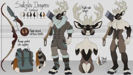 [ADOPT] Caribou Hunter [CLOSED]