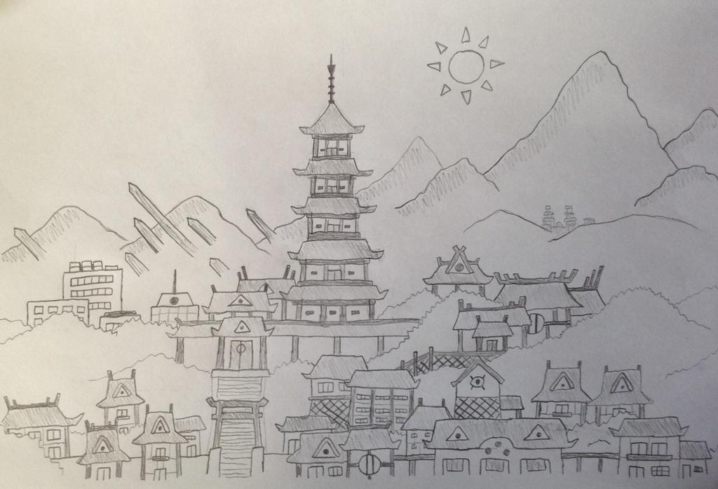 Simple Drawings (12)