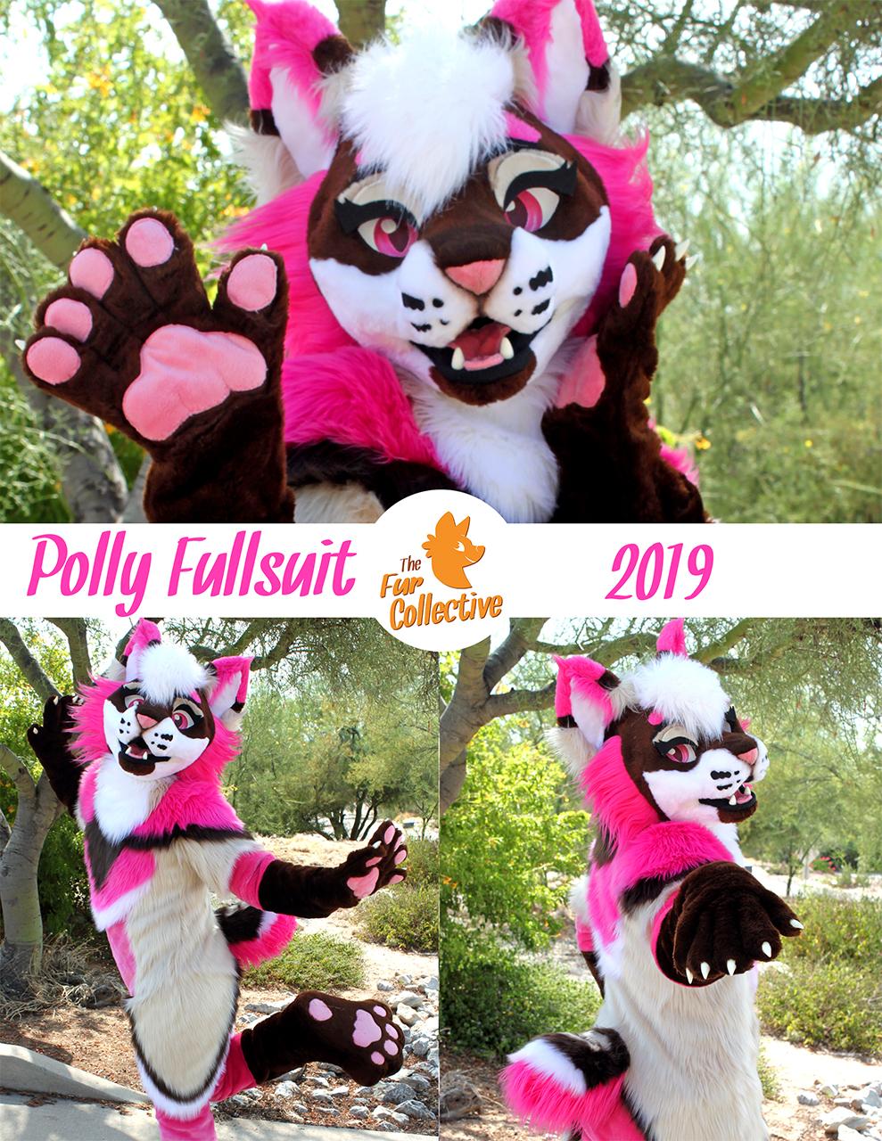 Polly the Lynx!