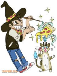 Pizza Witch