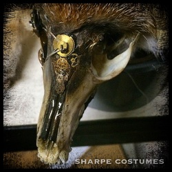 Tic-Toc the clockwork swift fox Spook