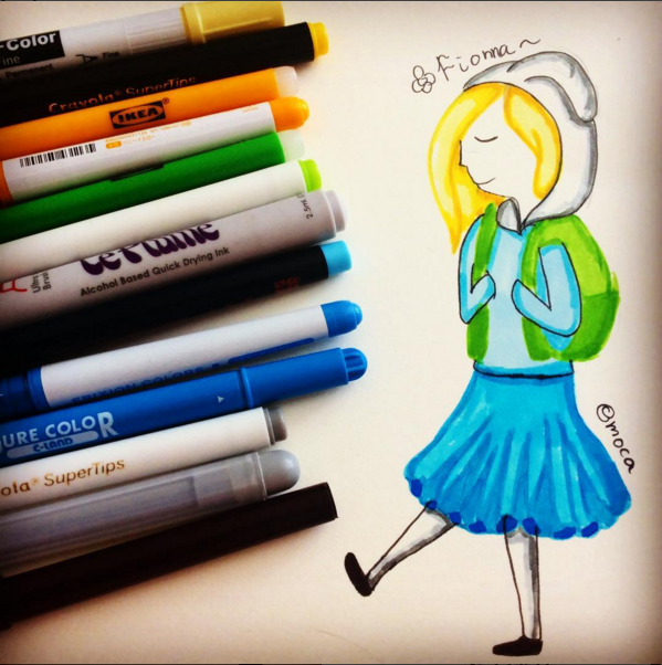AT: Fionna