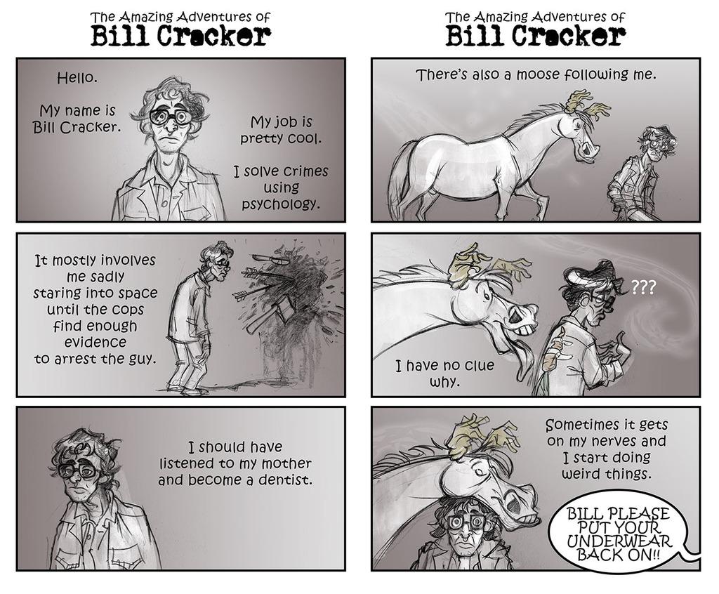 Bill Cracker 1-2