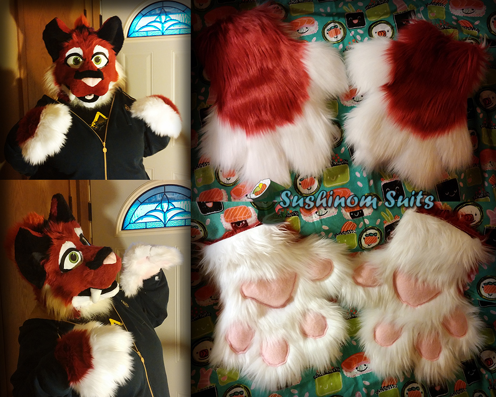 Saber-tooth, now with more paws! For Sale!