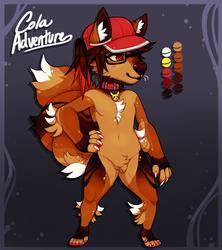 Cola Adventure [GA Cinnadog Custom]