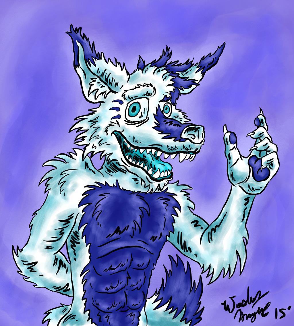 Takiumi The Arctic Wolf!