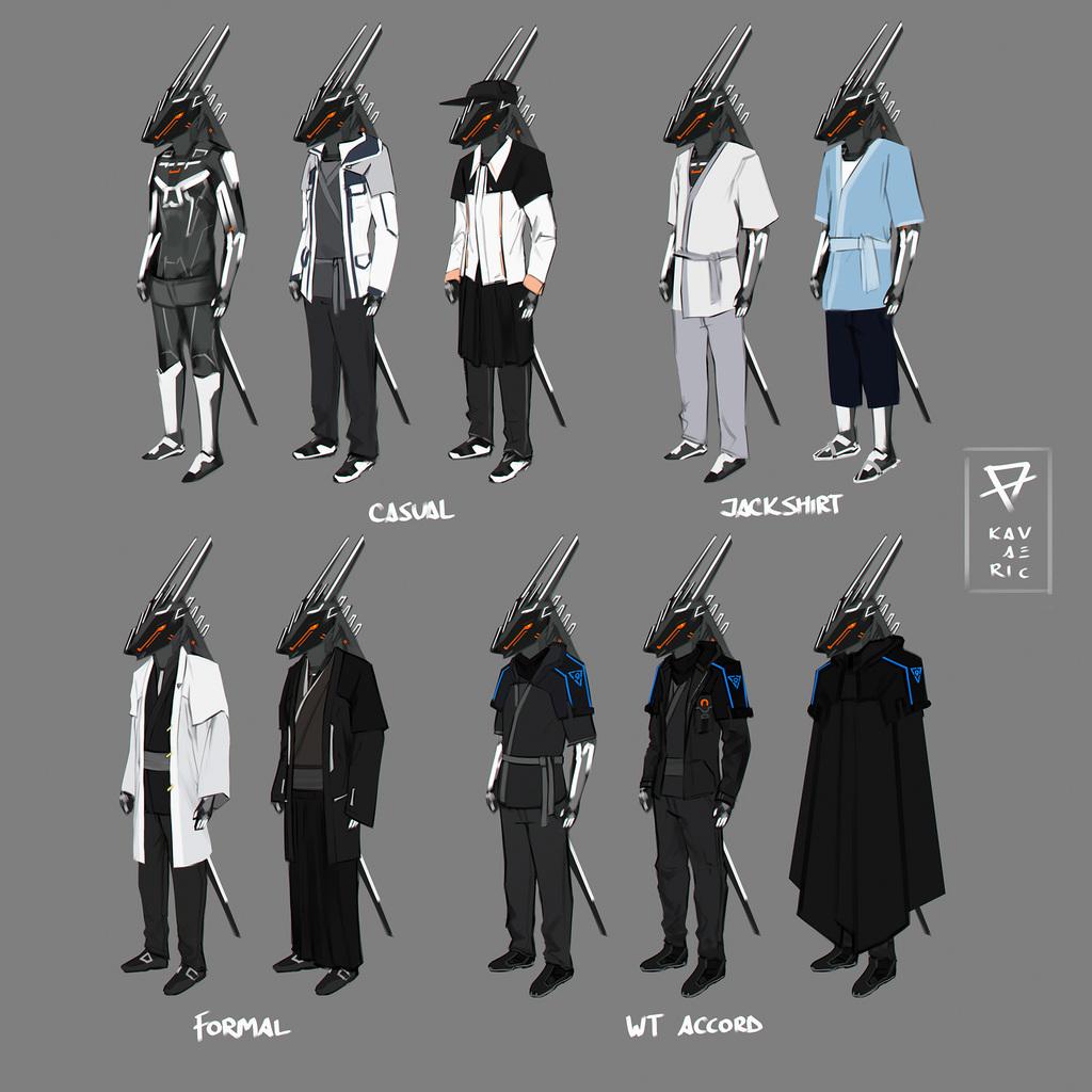 Kav reference: Wardrobe
