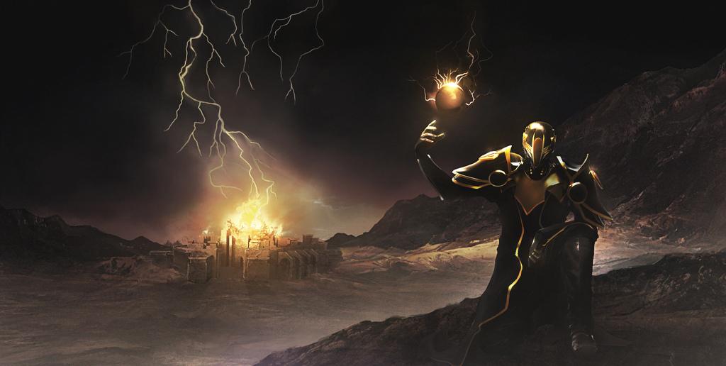 Most recent image: Thunder Struck