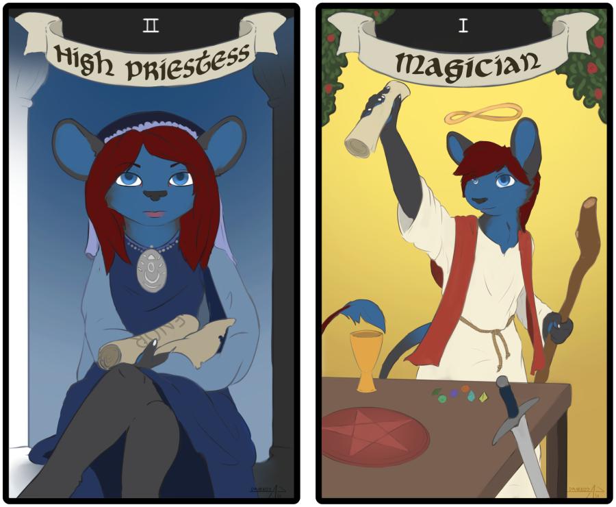 Irick Tarot Cards